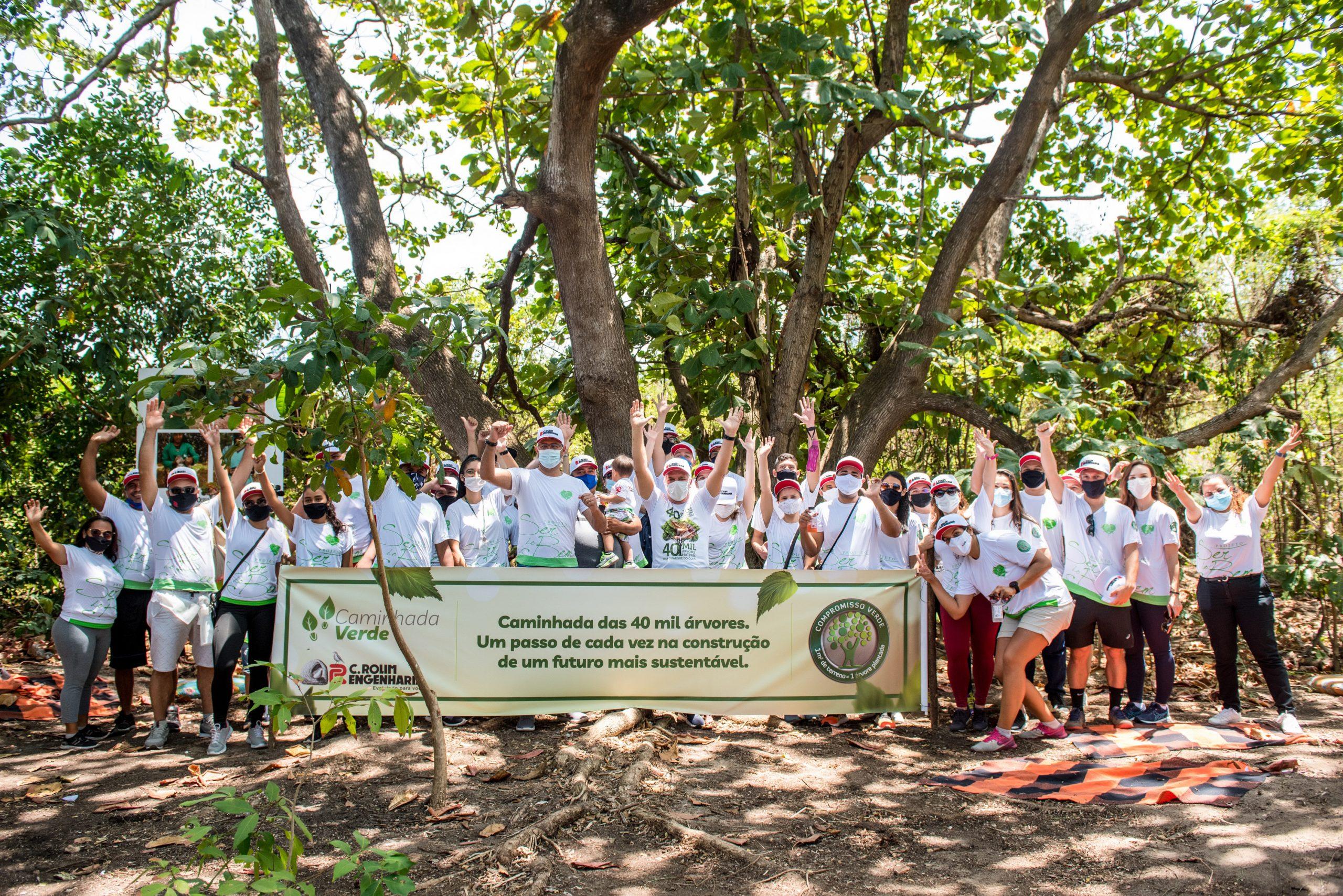 C. Rolim Engenharia realiza Caminhada Ecológica no Parque do Cocó