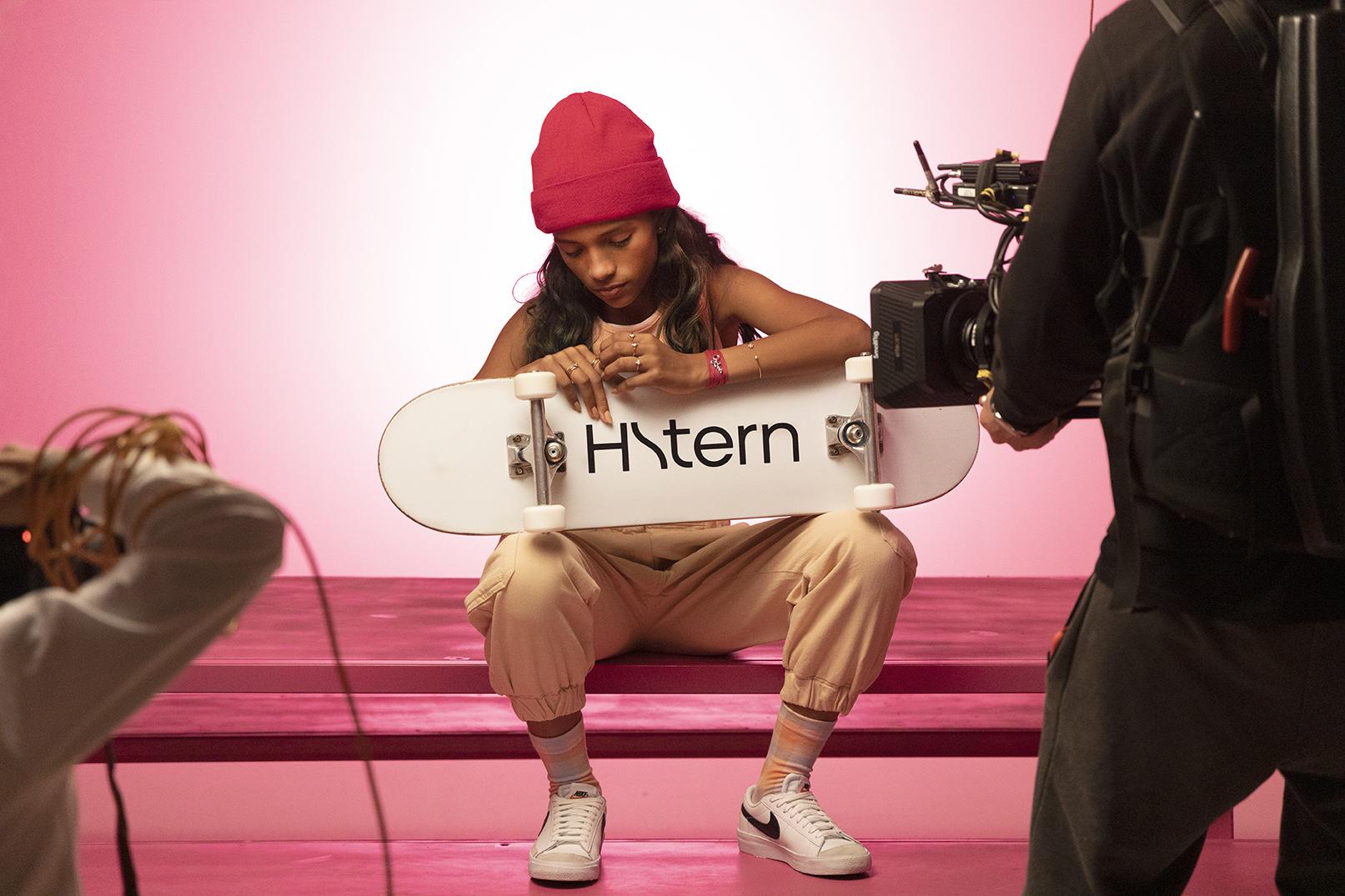 Rayssa Leal representa a realização dos sonhos de menina com a MyCollection HStern