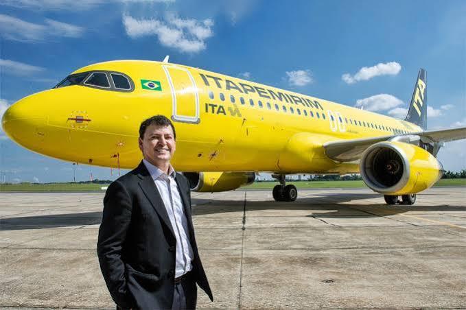 Itapemirim Transportes Aéreos celebra 100 mil clientes transportados e realiza milésimo voo
