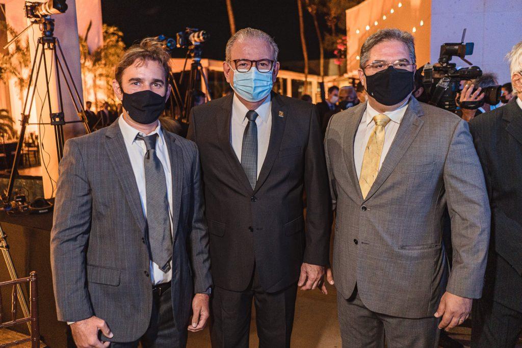 Abelardo Queiroz, Ricardo Cavalcante E Edson Queiroz