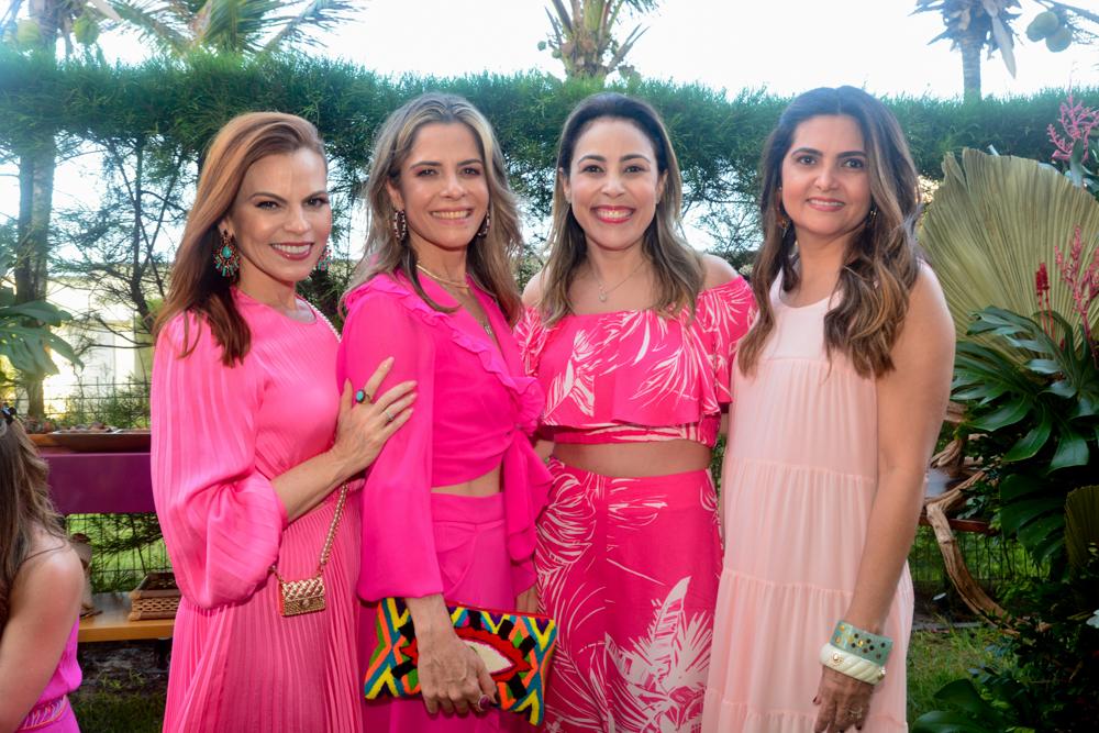 Adriana Praxedes, Carla Nogueira, Greice Aquino E Karina Dalolio (1)