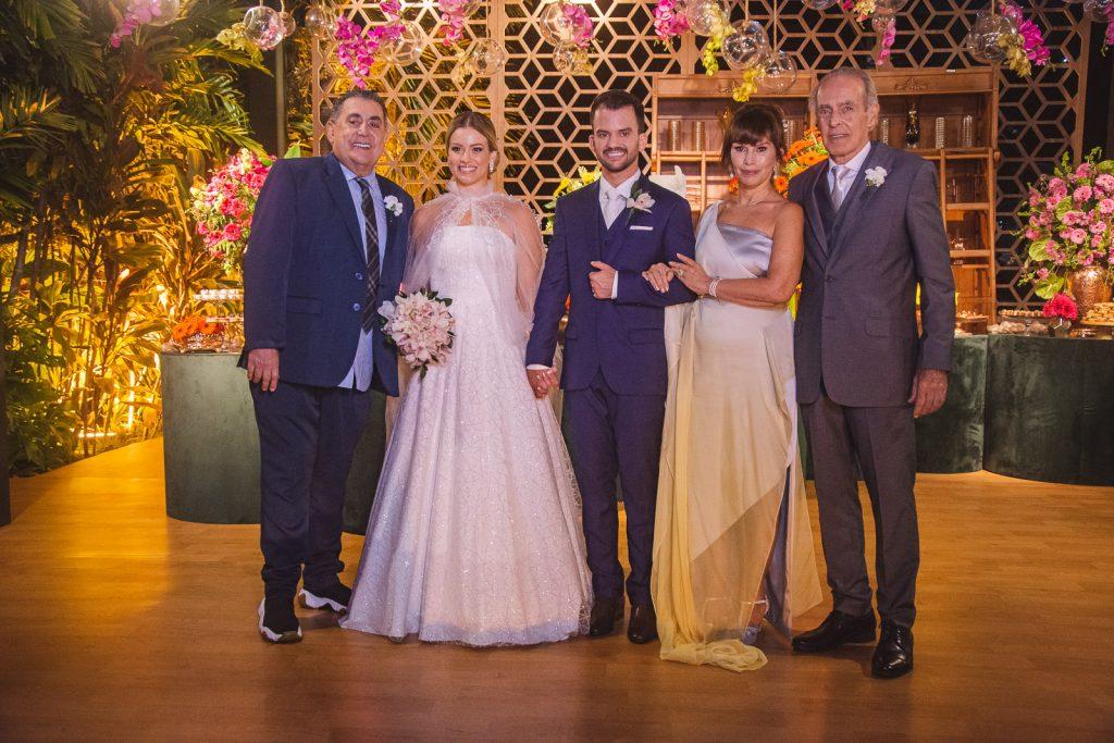 Adroaldo Carneiro, Emanuella Lacerda, Waldemir Feitosa, Maria Jose Lopes E Ricardo Acioli