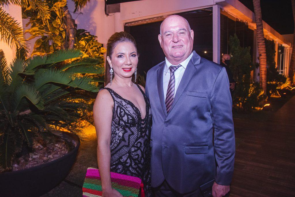 Alcileia Farias E Jose Ricardo