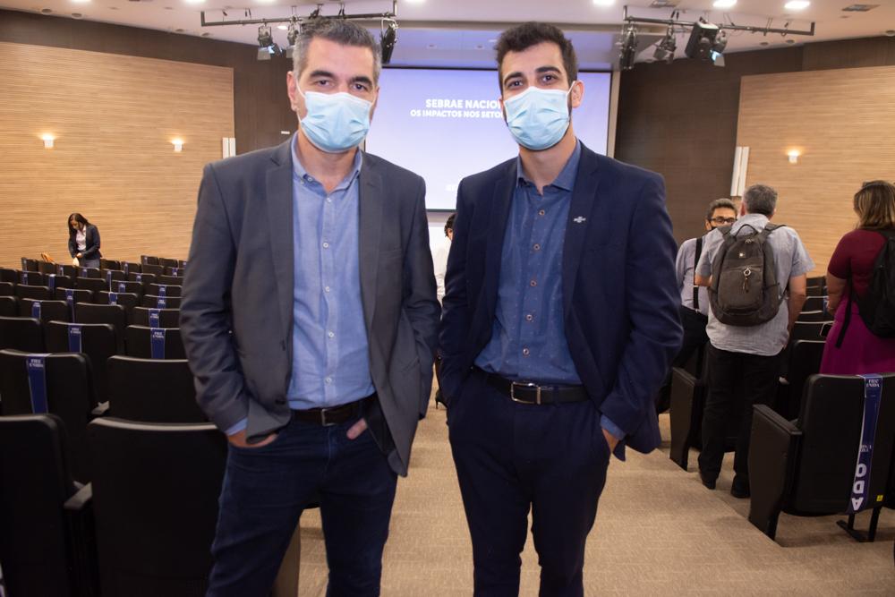 Alessandro Machado E Diego Demetrio
