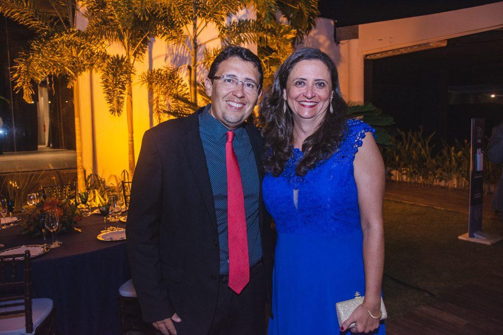 Alexandre Mourao E Isabelle Borges