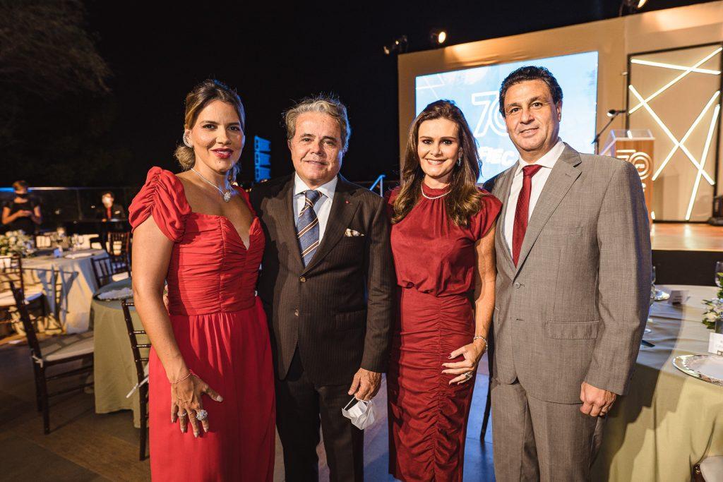 Ana Carolina Fontenele, Ivan Bezerra, Ivana Bezerra E Alexandre Rangel
