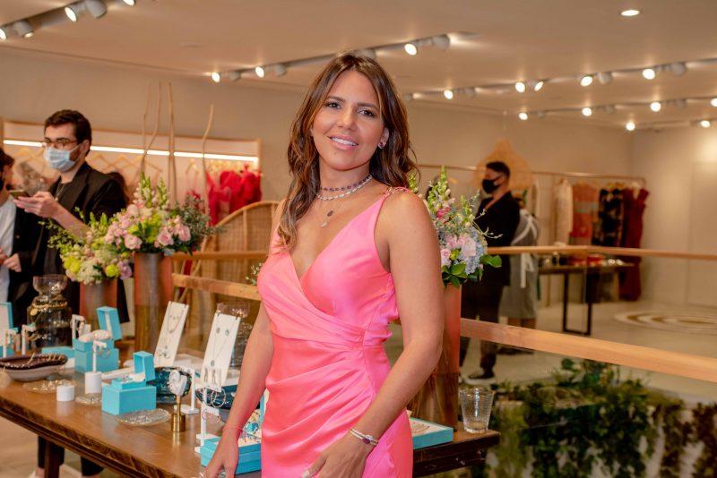 Blossom - Diamond Design lança nova coleção de joias na flagship store da PatBo, em São Paulo