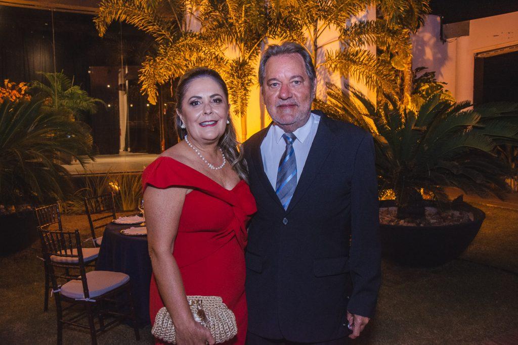 Ana Lucia Teixeira E Selmo Coelho
