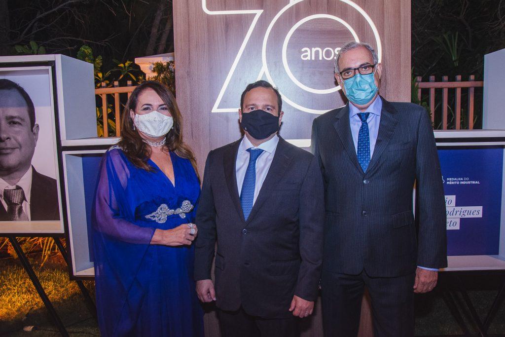 Ana Luiza Costa Lima, Igor Queiroz Barroso E Urbano Costa Lima