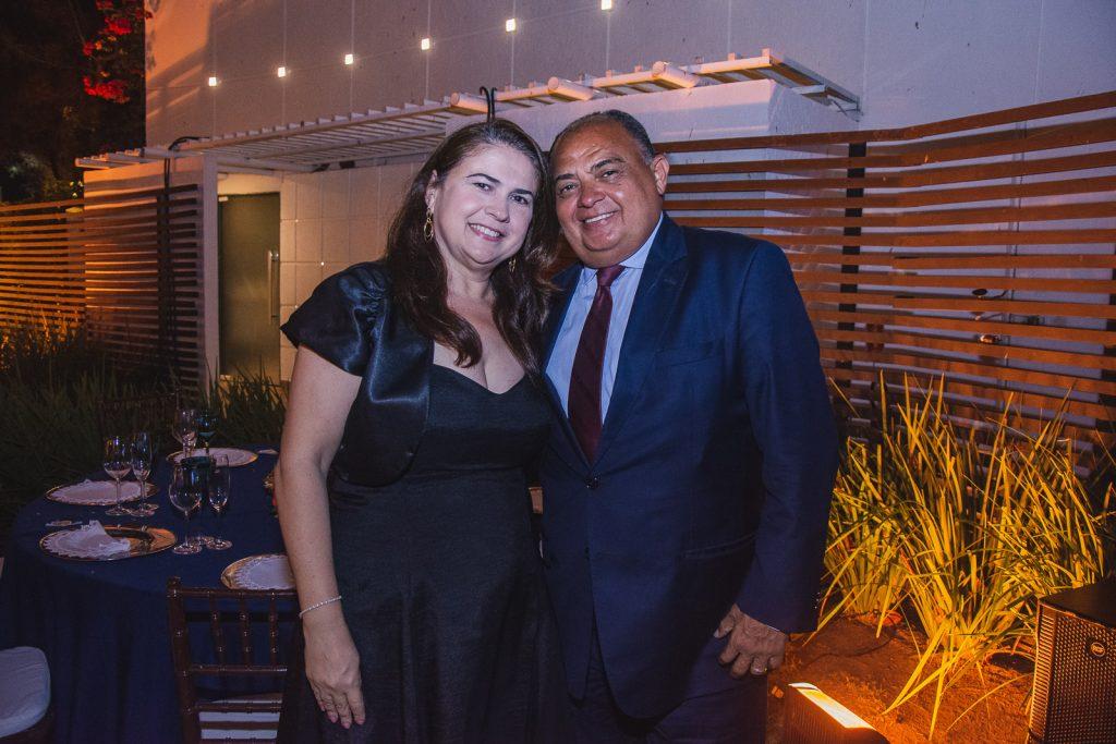 Ana Maiza E Teodoro Santos