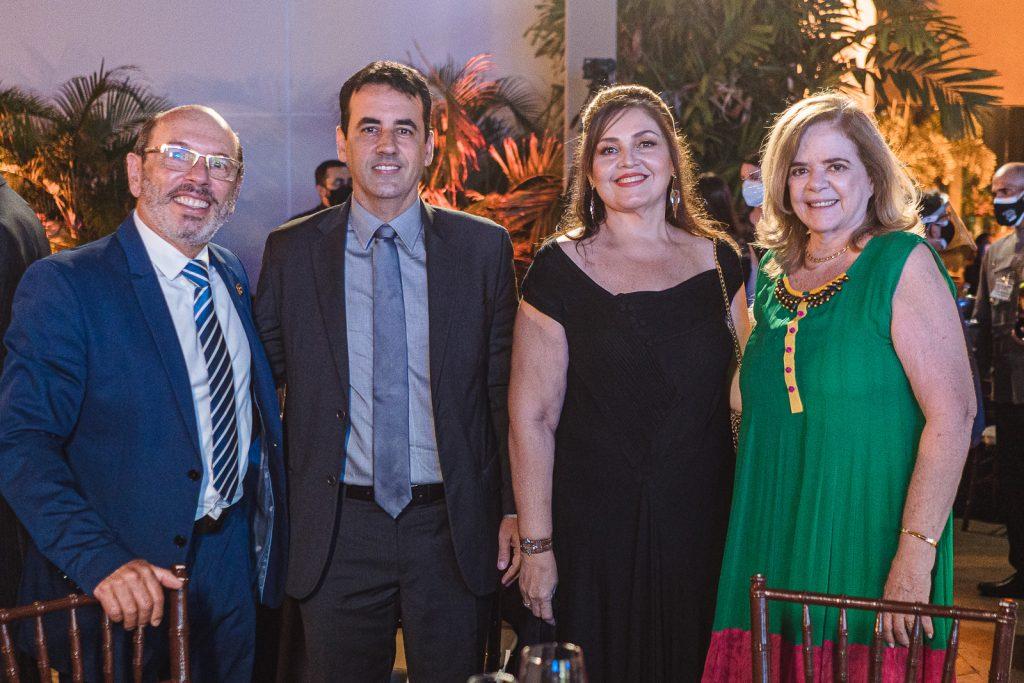 Andre Montenegro, Aluisio Ramalho, Rosangela Cavalcante E Rosssiane Medeiros