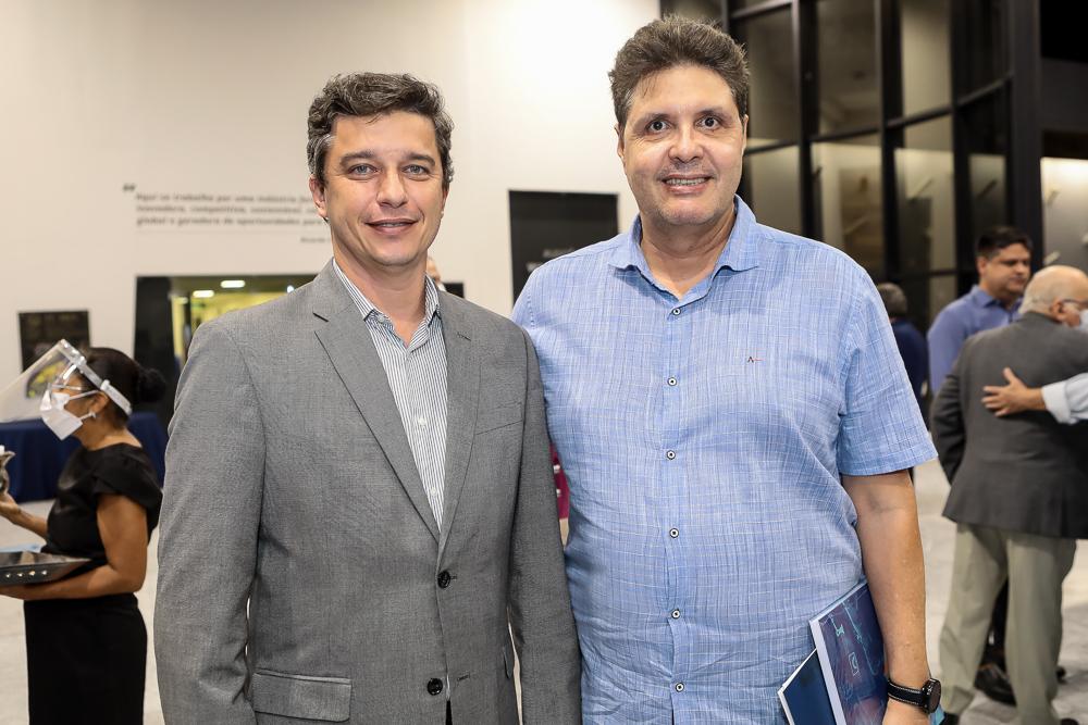 Andre Siqueira E Marcos Oliveira