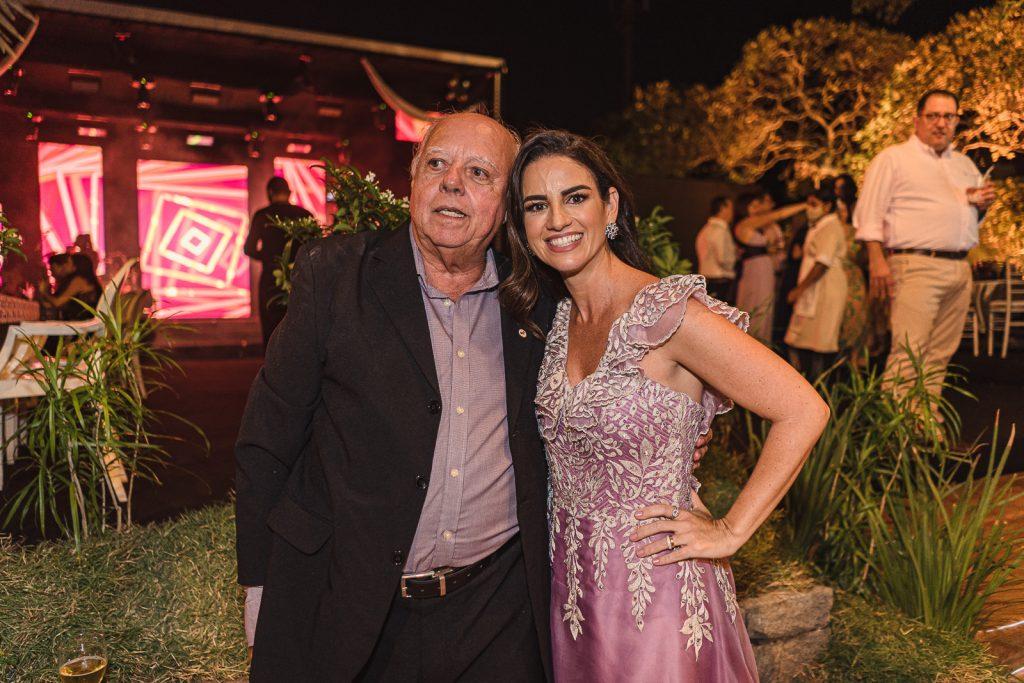 Antonio Melo Parente E Giselle Frota