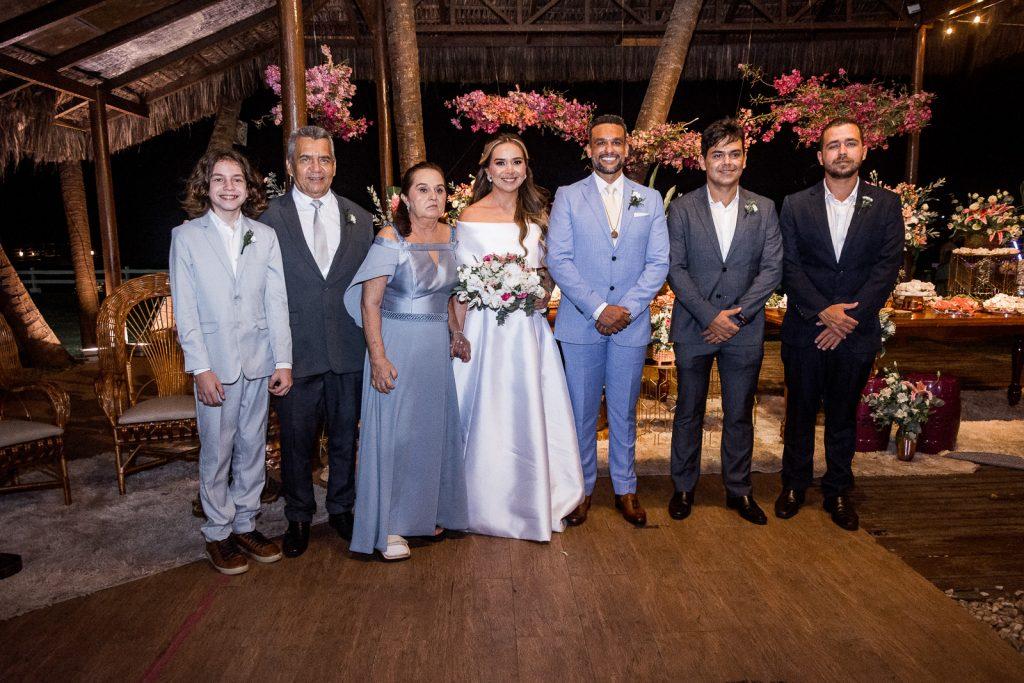 Arthur Ribeiro, Bartolomeu Ribeiro, Maria Ribeiro, Ticiana Ribeiro, Joao Luiz Ferreira, Rafael Ribeiro E Felipe Ribeiro