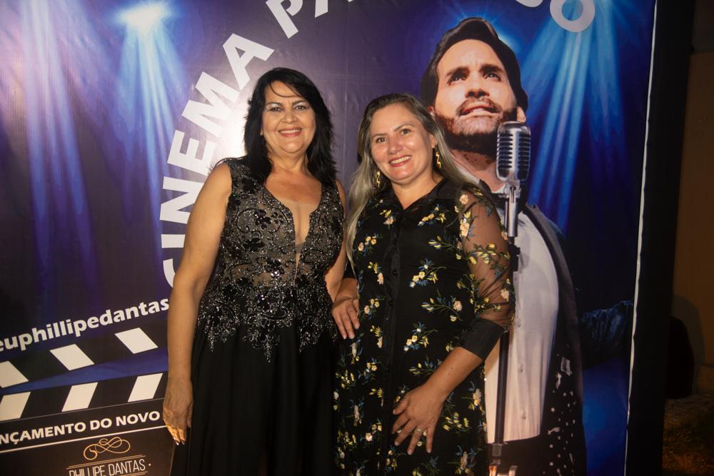 Aurenice Monteiro E Isabel Magalhães