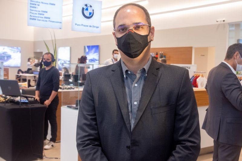 Líder de mercado - CEO do BMW Group Brasil, Aksel Krieger pilota Business Meeting na Haus Motors Fortaleza