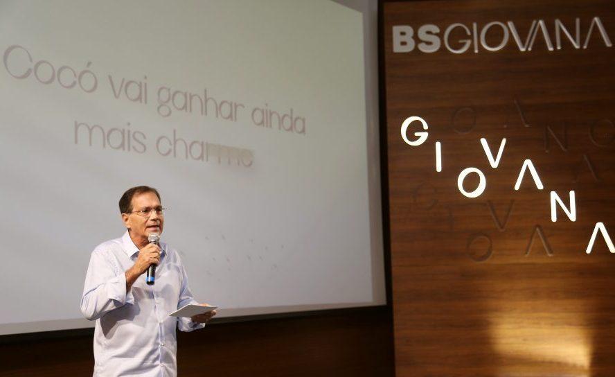 Beto Studart apresenta o BS Giovana para o mercado imobiliário cearense