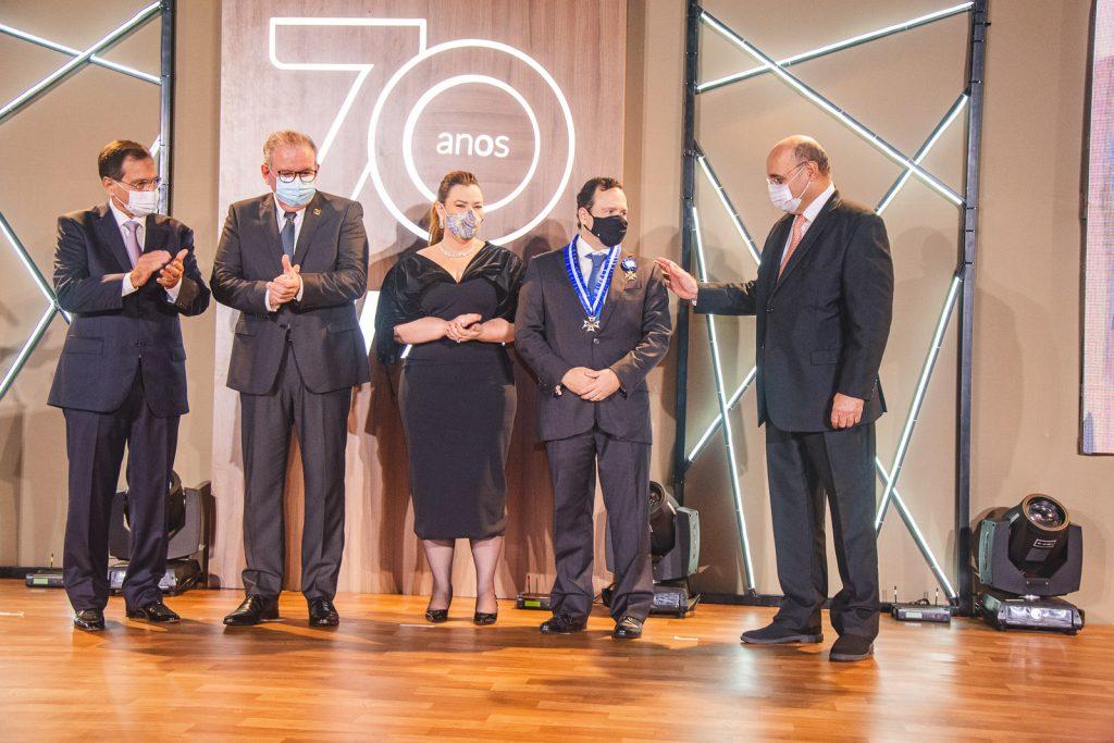 Beto Studart, Ricardo Cavalcante, Aline Barroso, Igor Queiroz Barroso E Fernando Cirino (1)