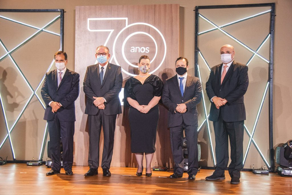 Beto Studart, Ricardo Cavalcante, Aline Barroso, Igor Queiroz Barroso E Fernando Cirino (2)