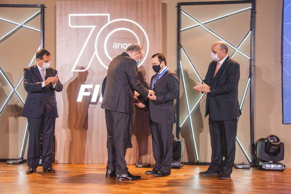 Beto Studart, Ricardo Cavalcante, Aline Barroso, Igor Queiroz Barroso E Fernando Cirino (3)
