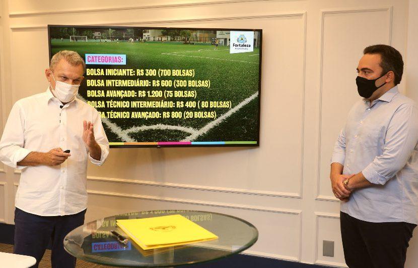 Sarto envia à CMFor projeto de lei que cria o Bolsa Esporte na capital cearense