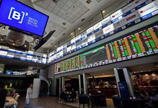 Ibovespa registra alta de 1,82% nesta segunda e dólar tem retração de 0,81%