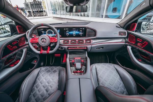 Brabus Mercedes Gle 63 (15)