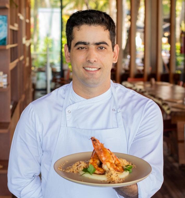 Ex-Copacabana Palace, Bruno Verri é o novo chef do Carmel Taíba Exclusive Resort