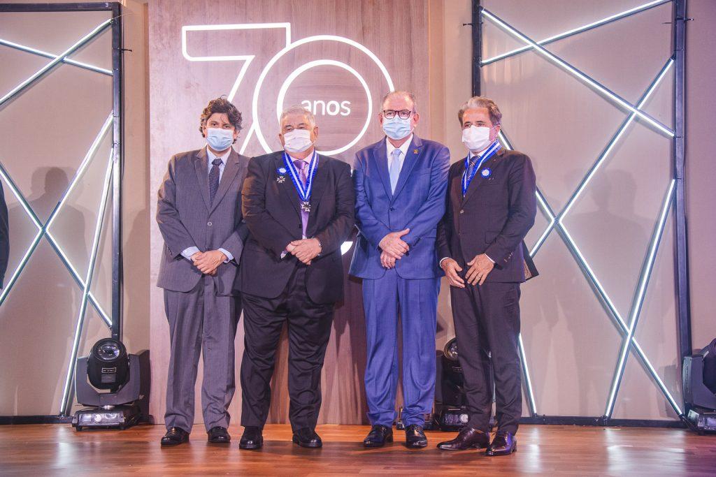Bruno Girao, Luiz Girao, Ricardo Cavalcante E Ivan Bezerra