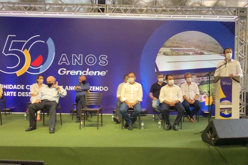 Camilo anuncia a expansão Grendene no Crato e investimento de R$ 30 milhões