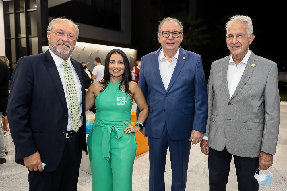 Candido Albuquerque, Dana Nunes, Ricardo Cavalcante E Carlos Prado (1)