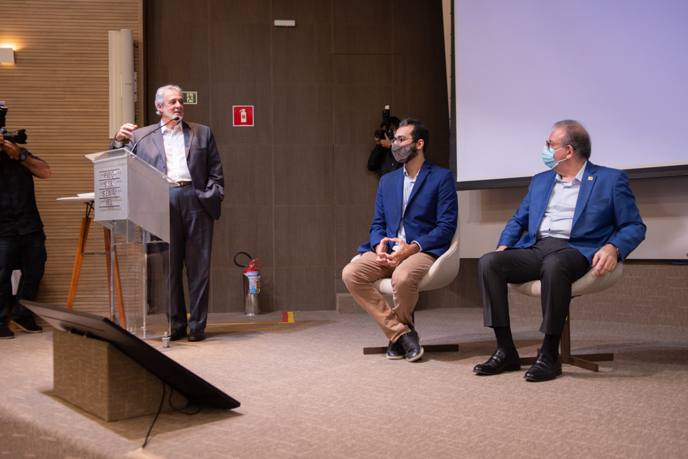 Carlos Melles, Guilherme Muchale E Ricardo Cavalcante