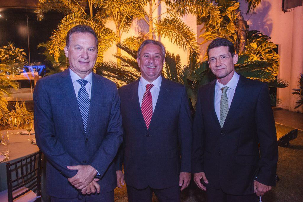 Carlos Pimentel, Daniel Moura E Fabio Pinheiro