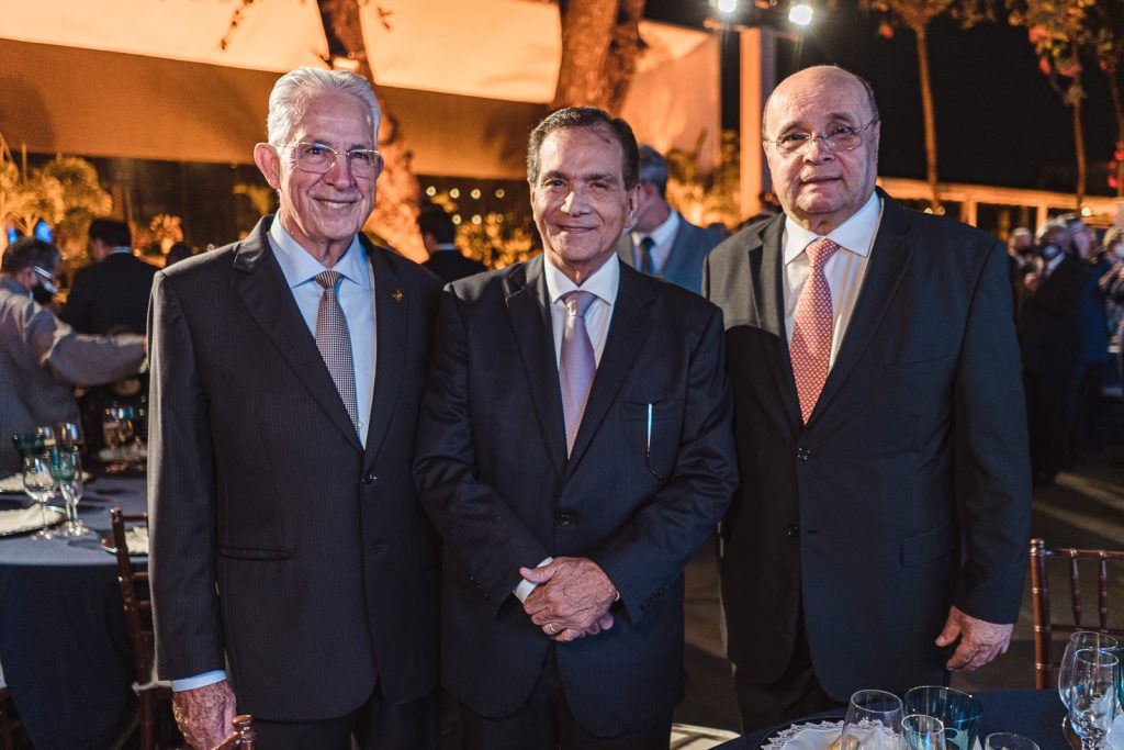 Carlos Prado, Beto Studart E Fernando Cirino