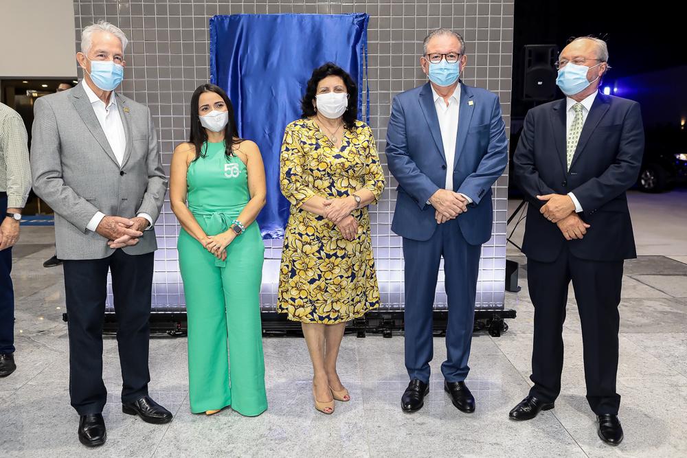 Carlos Prado, Dana Nunes, Nailde Pinheiro, Ricardo Cavalcant E Candido Albuquerque