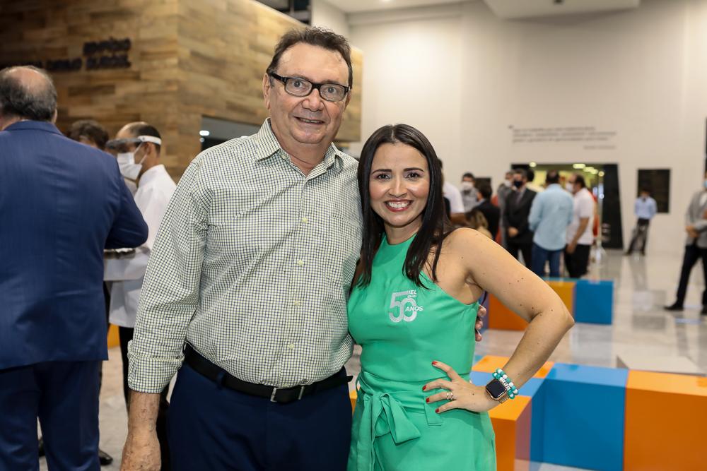 Carlos Rubens E Dana Nunes
