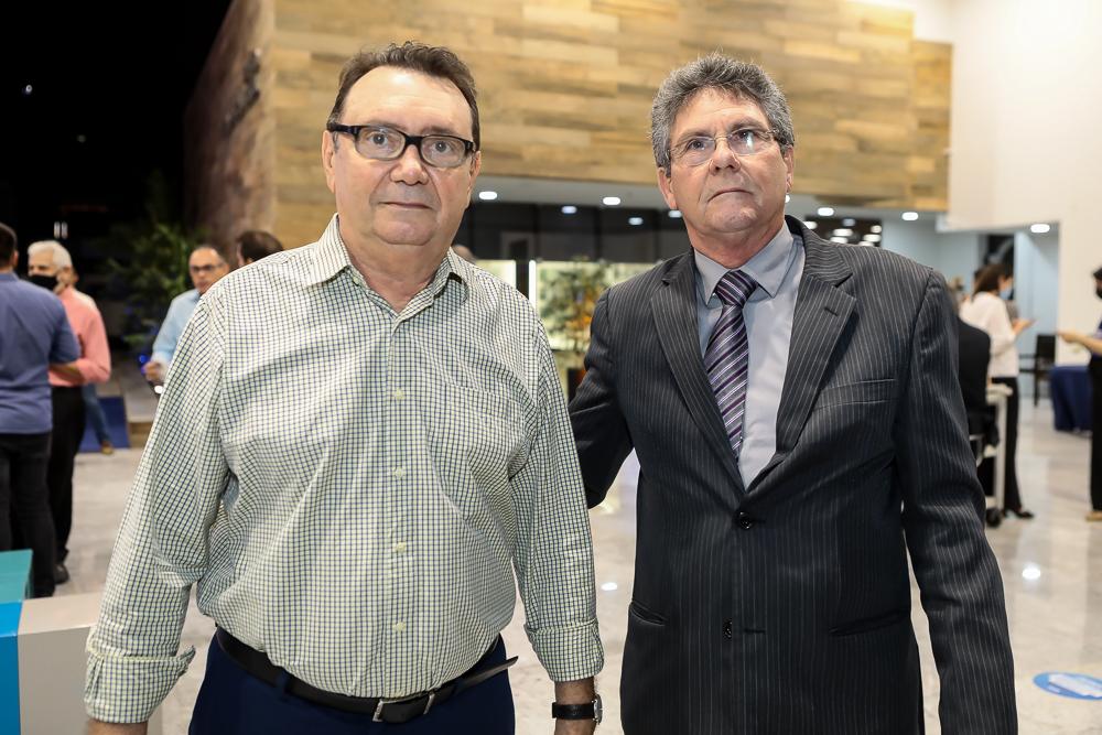 Carlos Rubens E Enimar Sancho