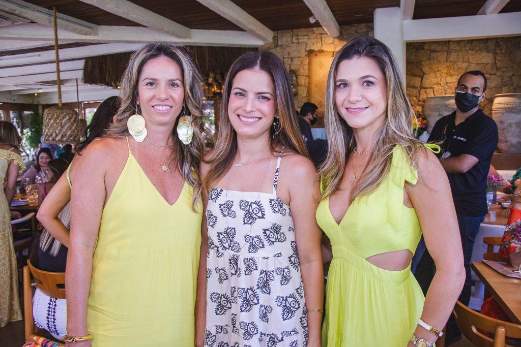 Carol Picanco, Raquel Petrone E Aline Vasques