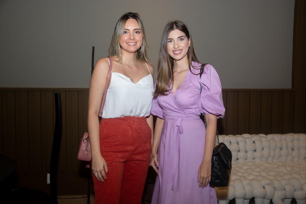 Carolina Kataoca E Rafaela Facundo