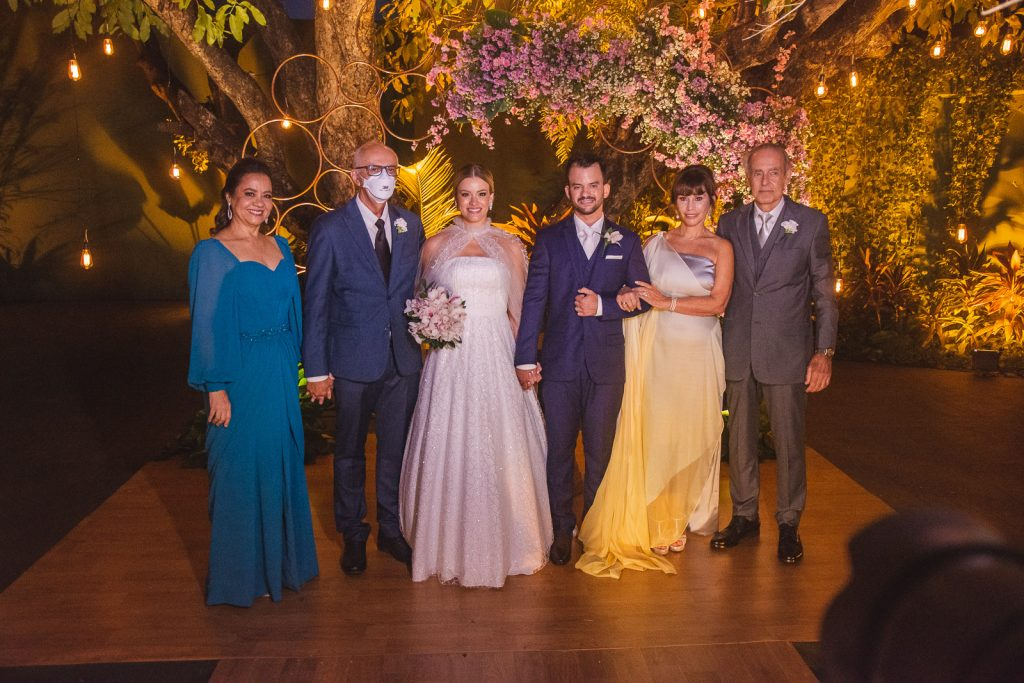 Cely Sobreira, Cicero Cacimiro, Emanuella Lacerda, Waldemir Feitosa, Maria Jose Lopes E Ricardo Acioli