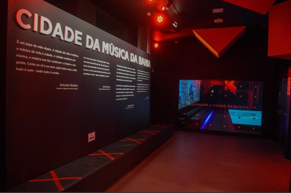 Prefeitura de Salvador inaugura da Cidade da Música da Bahia. Vem saber!