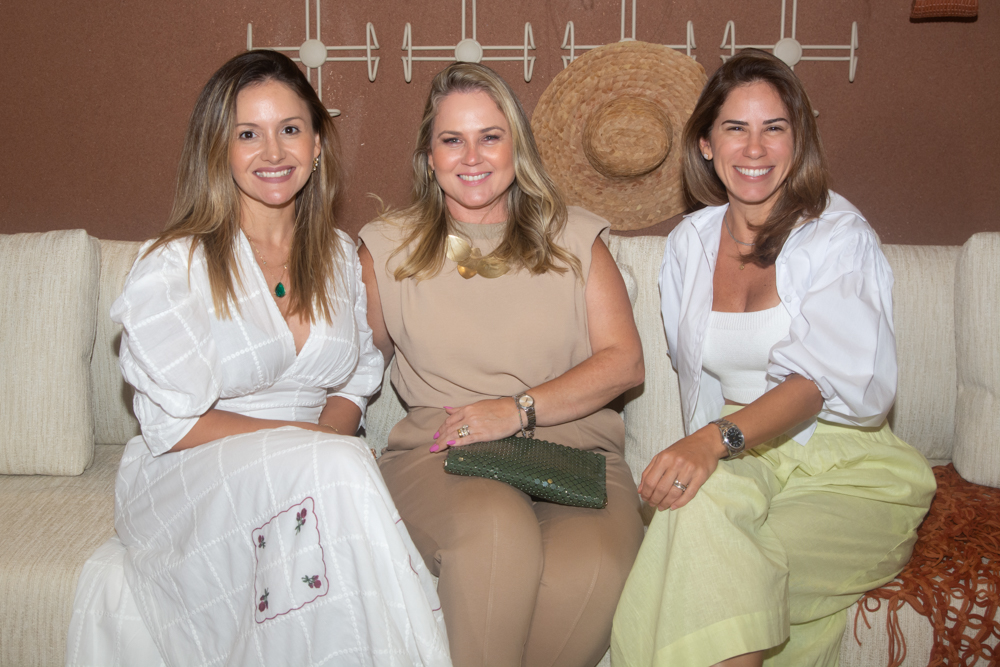 Claryanne Aguiar, Annelise Franco E Sabrina Costa