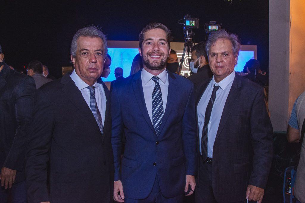 Clovis Rolim, Guilherme Rolim E Ricardo Rolim