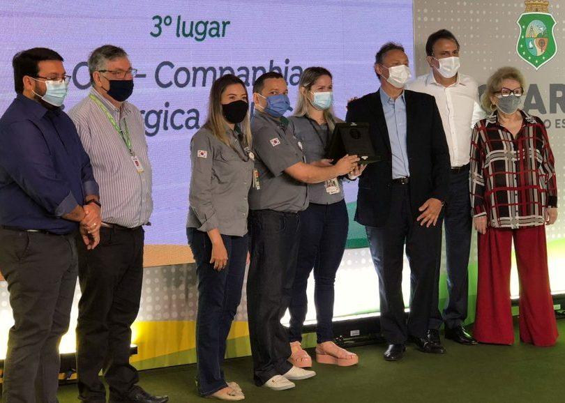 "Governo do Ceará certifica a CSP como ""Empresa Completa, Empresa que Inclui"""