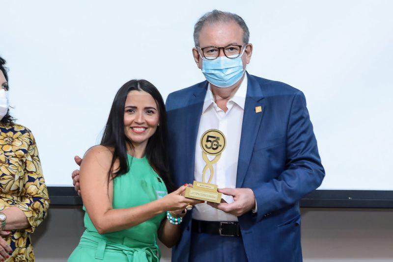Trajetória de conquistas - Festejando seus 50 anos, IEL Ceara realiza homenagem a personalidades que contribuíram com a sua história