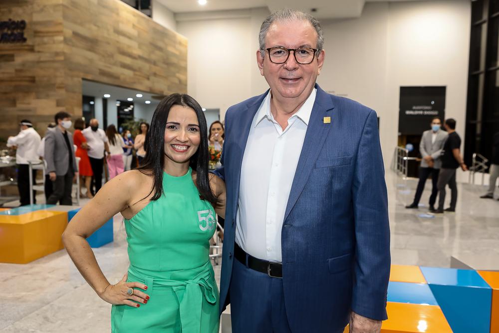 Dana Nunes E Ricardo Cavalcante