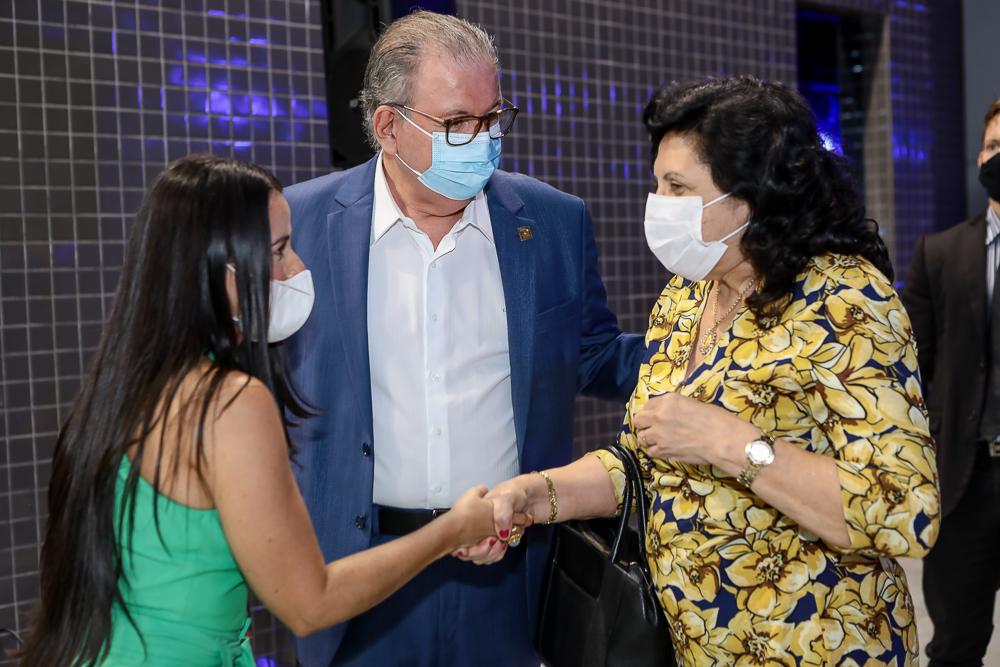 Dana Nunes, Ricardo Cavalcante E Nailde Pinheiro