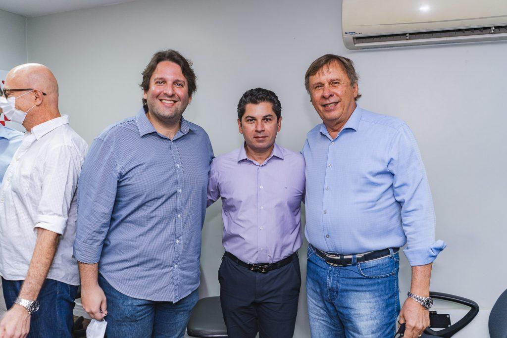 Daniel Simoes, Pompeu Vasconcelos E Jose Simoes