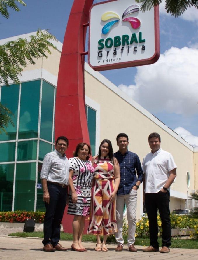 Sobral Gráfica celebra 27 anos de fundação e expande serviços para Pernambuco