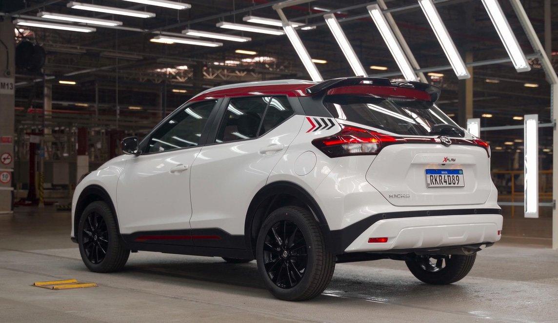 Nissan XPlay chegará como uma série especial com itens exclusivos